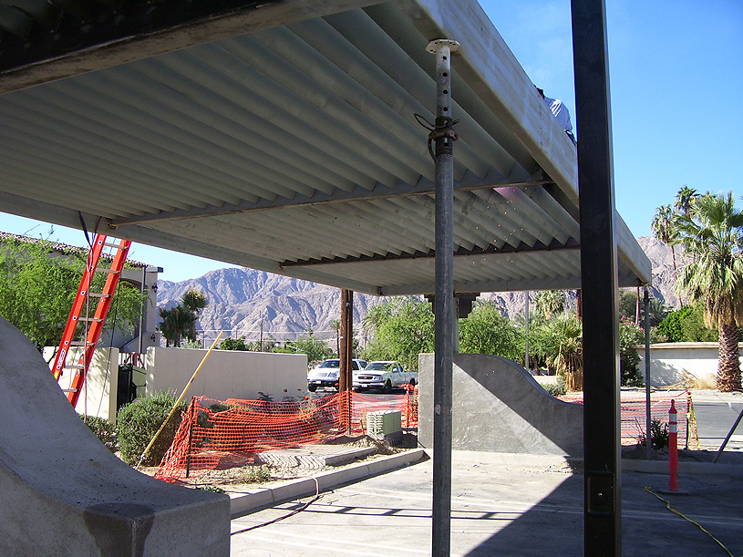 Carport Shade Structures