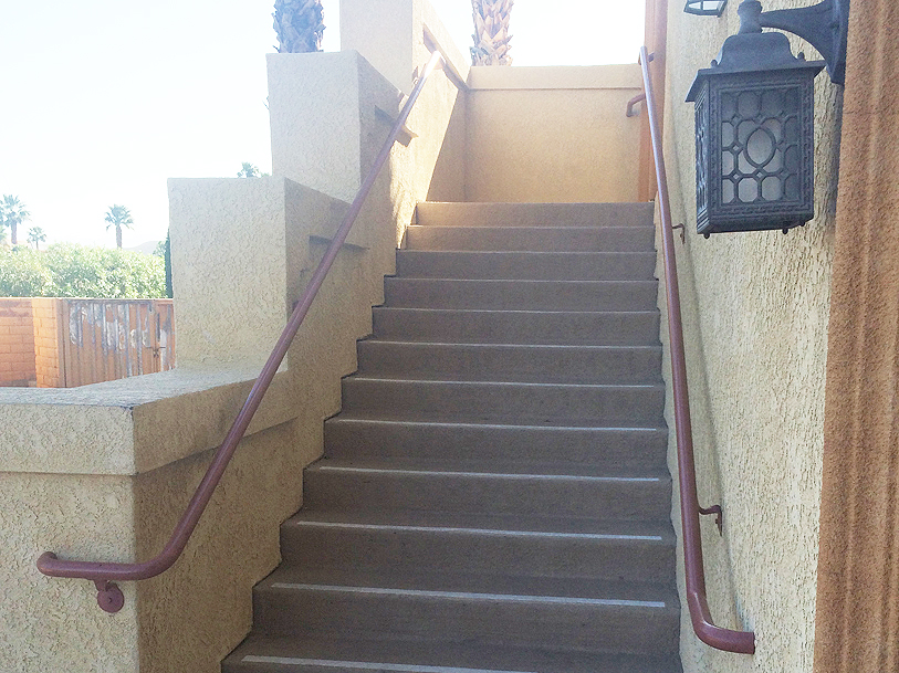 Commercial Stair Handrailing